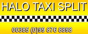 Halo Taxi Split