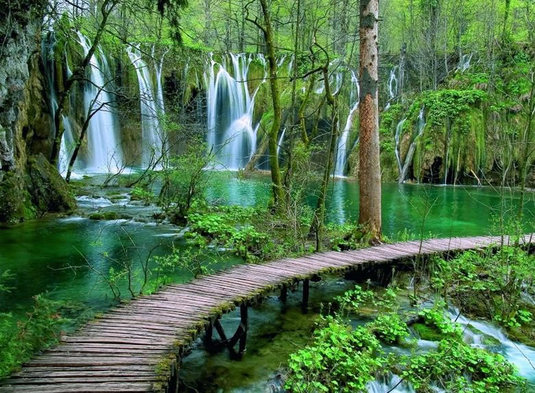 Plitvice Lakes daily tour from Split