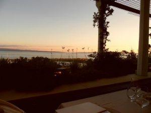Kadena restaurant view