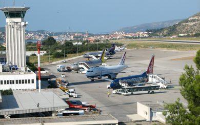 Split's Kastela Airport