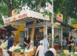 Keko bakery at green market