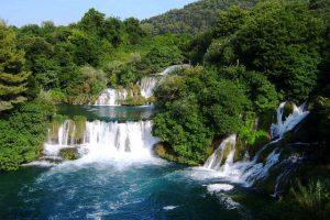 Krka National Park waterfalls