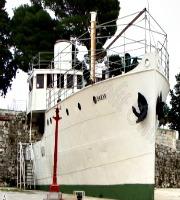 Maritime Museum boat