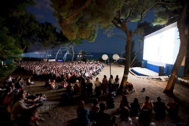 Mediterranean film festival - Bacvice