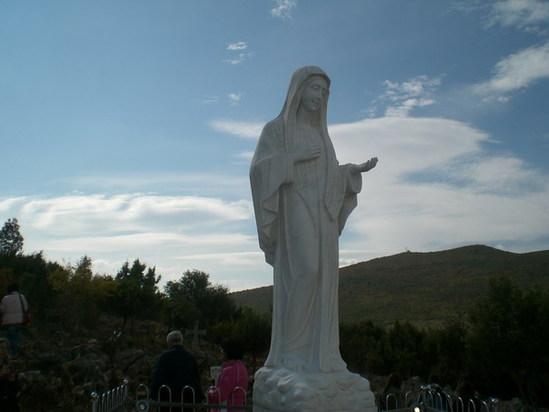 Virgin Mary in Medjugorje
