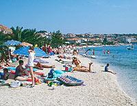Okrug beach, Ciovo island