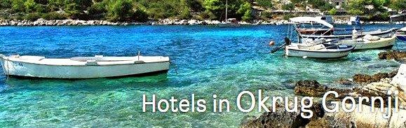 Hotels in Okrug Gornji