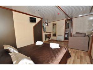 President ship cabin