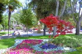 Strossmayer's Garden