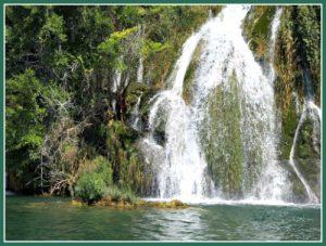 Roski waterfall
