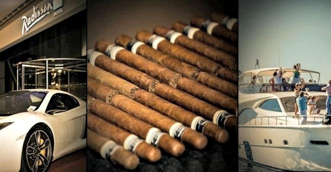 Cigar smoking championship