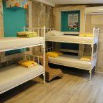 Silver Central boutique hostel room
