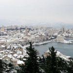Visiting Split in Winter