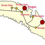 Solta villages and bus connections