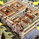 Old Diocletian Palace map