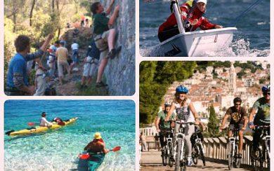 Outdoor activities in Split