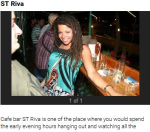 ST Riva bar