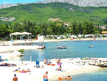 Stobrec Camping Site, Split Croatia