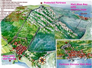 Ston walls map
