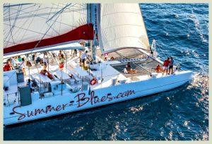 Summer Blues - Split