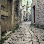 Trogir old street