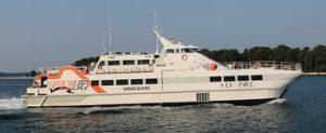 Venezia Lines catamaran