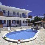 Villa Ivana pool