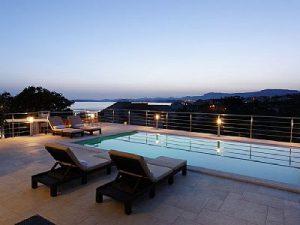 Villa Mermaid view