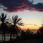 Villa Ark sunset