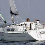 Sailing boats and yacht renting