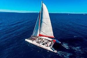 Brac and Hvar islands party cruise