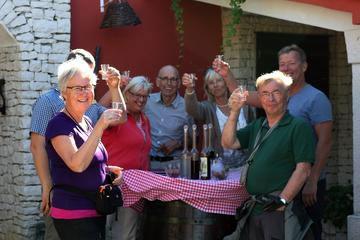 Brac island gourmet tour