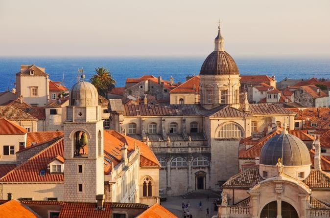 Dubrovnik buildings