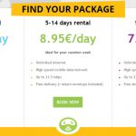 RoamFree Ninja Package Prices