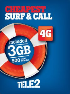 TELE2 Surf and Call