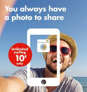 Vipnet tourist SIM card promo