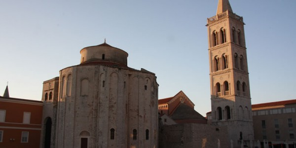 Church of Saint Donat in Zadar