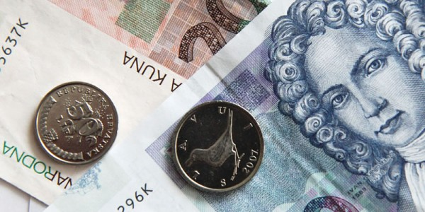 Croatian Currency - Kuna