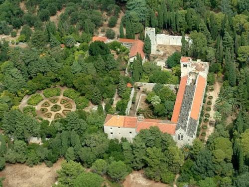 Lokrum monastery