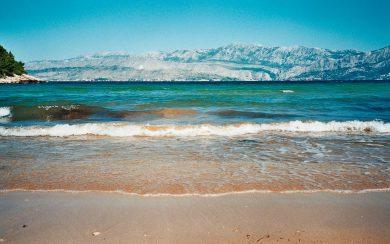 Lovrecina beach