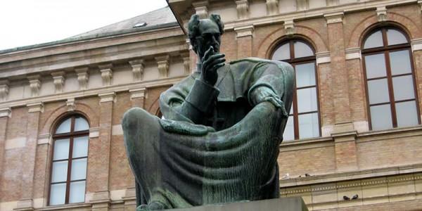 Statue of Bishop Strossmayer