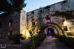 Ultra Europe - Resistance, Fort George (Vis island)