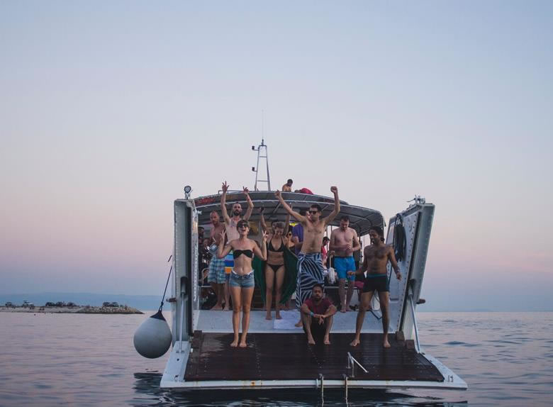 Boat Party From Split Split Croatia Travel Guide