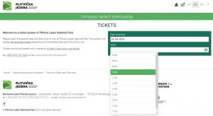 Plitvice ticket reservation