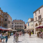 Split Tourist Visits in 2019