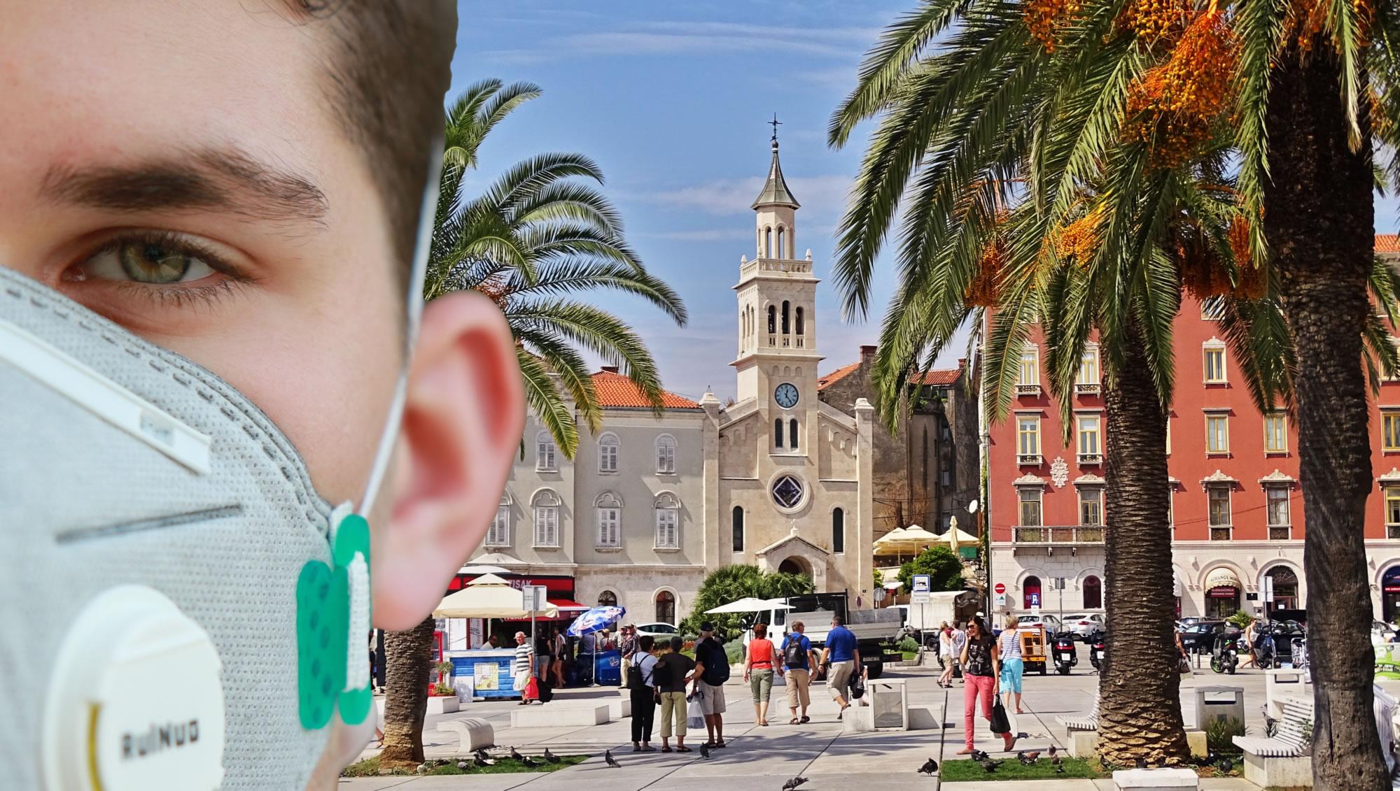 Coronavirus In Croatia How To Visit Split And Dubrovnik During Covid 19 Split Croatia Travel Guide